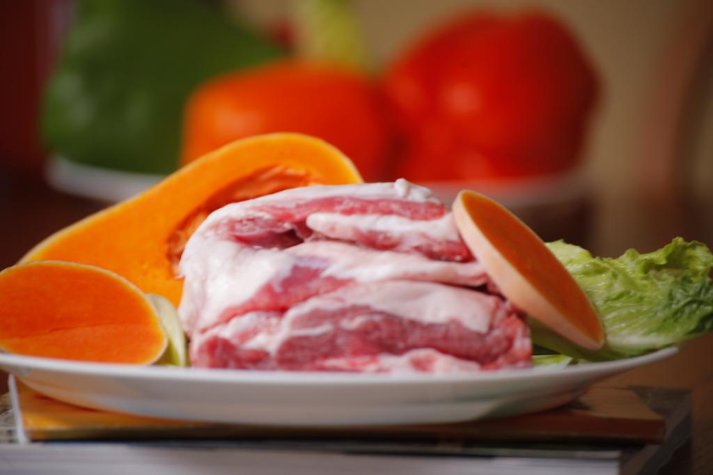 Ontario Lamb chicken Raw Dog Food Menu – Nutrition & Balanced Diet Ontario Lamb 1024x682