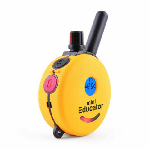 ET-300, mini educator, e-collar, ecollar, TEAM-K9, mississauga, canada