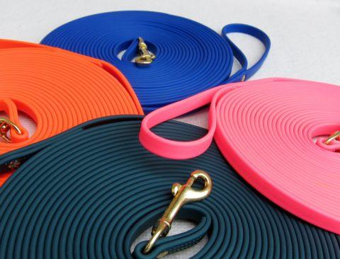 dog leash, Biothane leash, protection leash, do training leash, protection lead