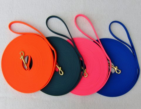 dog leash, Biothane leash, protection leash, do training leash, protection lead