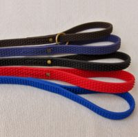 biothane leashes TEAM-K9 dog leashes  Blog Rein Grip Colour 1 200x199