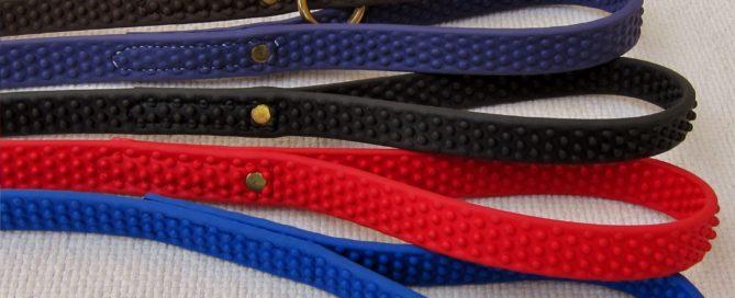biothane leashes TEAM-K9 dog leashes