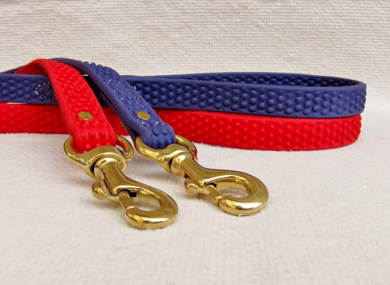 dog leash, durable dog leash, biothane, rein grip  Black Friday Sale Rein Grip Colour 3 800x586