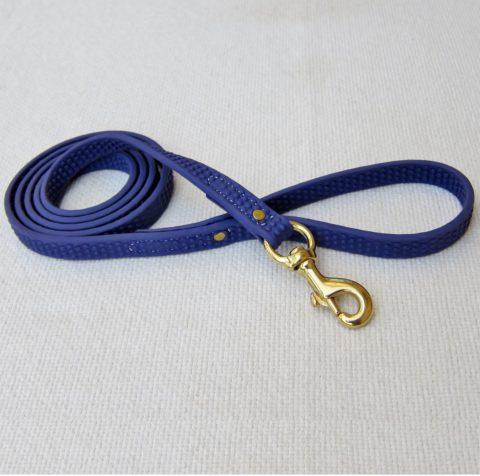 dog leash, durable dog leash, biothane, rein grip