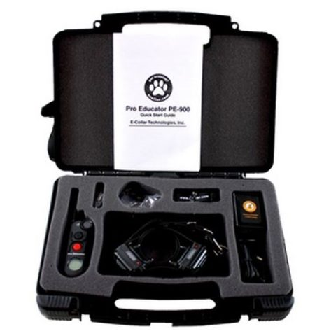 PE-900 PLUS Pro Educator E-COLLAR TECHNOLOGIES TEAM-K9 pe-900 plus pro educator advanced remote dog training system PE-900 PLUS Pro Educator Advanced Remote Dog Training System PE 900 PLUS 1 480x480