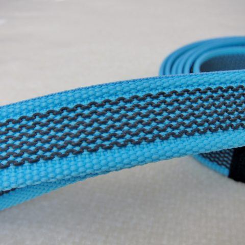dog leash, dog leashes, blue dog leash, dog training, quality dog leash, IPO, TEAM-K9, textil wide rubber, mississauga, ontario, oakville, brampton, toronto, GTA