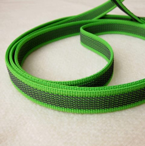 dog leash, dog leashes, neon green, dog training, quality dog leash, IPO, TEAM-K9, textil wide rubber, mississauga, ontario, oakville, brampton, toronto, GTA