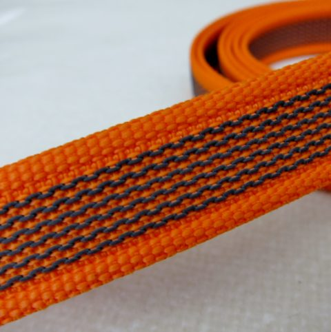 dog leash, dog leashes, orange dog leash, dog training, quality dog leash, IPO, TEAM-K9, textil wide rubber, mississauga, ontario, oakville, brampton, toronto, GTA