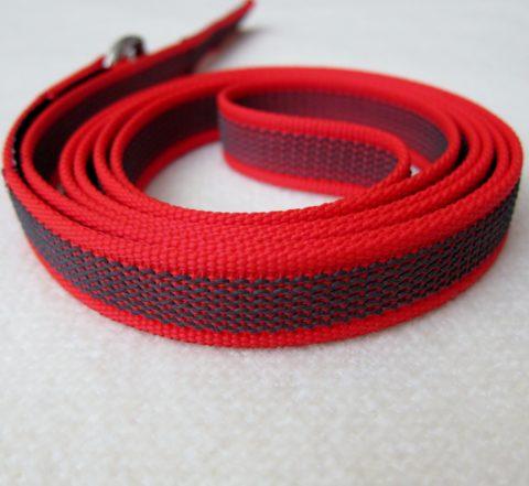 dog leash, dog leashes, red dog leash, dog training, quality dog leash, IPO, TEAM-K9, textil wide rubber, mississauga, ontario, oakville, brampton, toronto, GTA