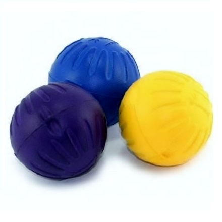 starmark, starmark foam ball, starmark fantastic foam ball, foam ball, durafoam ball, team-k9, mississauga, ontario, canada, oakville, brampton ball Starmark Fantastic Foam Ball – Medium StarMark Fantastic Foam Ball 2