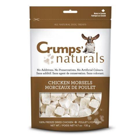 crumps, dog treats, chicken morsels, mississauga crumps' naturals chicken morsels Crumps' Naturals Chicken Morsels Crumps Chicken Morsels 480x481
