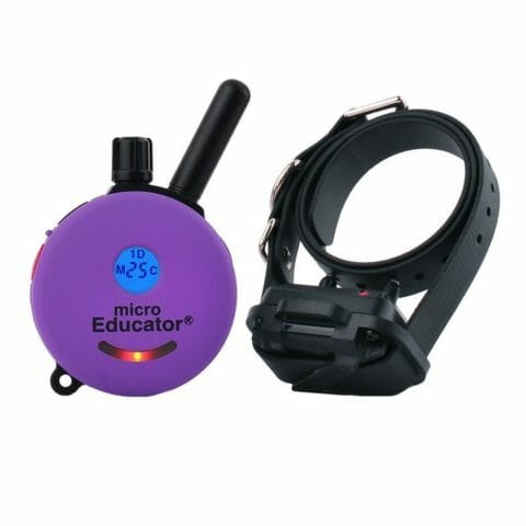 ME-300, micro educator, e-collar, ecollar, TEAM-K9, mississauga, canada