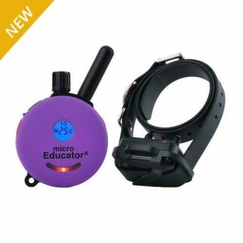 ME-300, micro educator, e-collar, ecollar, TEAM-K9, mississauga, canada me-300 micro educator e-collar for small dog ME-300 Micro Educator E-Collar for Small Dog ME 300 Micro Educator NEW 1 480x480