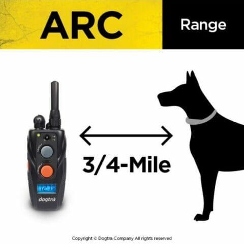 dogtra, ecollar, e-collar, dogtra ARC, TEAM-K9, dog training
