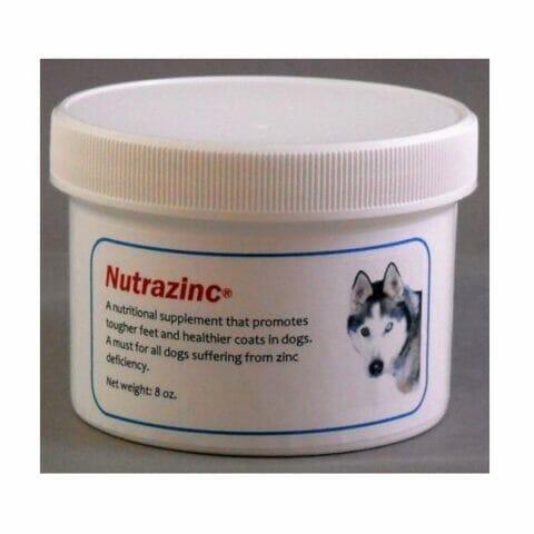 Nutrazinc, dog healthy coat, dog feet healing, nutritional supplement, zinc for dogs, zinc supplement for dogs nutrazinc Nutrazinc Feet and Coats Nutritional Supplement Nutrazinc 1 Copy 2 480x480